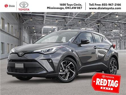 2021 Toyota C-HR XLE Premium (Stk: D210835) in Mississauga - Image 1 of 23