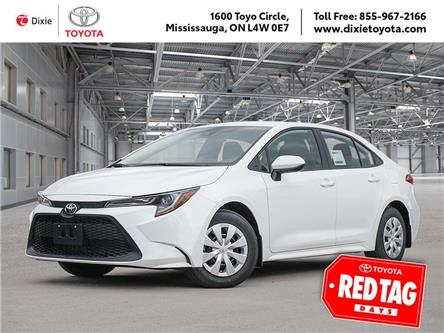 2021 Toyota Corolla L (Stk: D210912) in Mississauga - Image 1 of 23