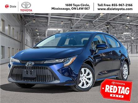 2021 Toyota Corolla LE (Stk: D210920) in Mississauga - Image 1 of 23