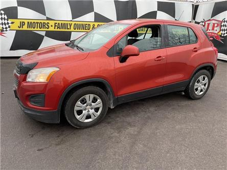 2015 Chevrolet Trax LS (Stk: 49799) in Burlington - Image 1 of 21