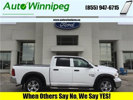 2019 RAM 1500 Classic ST (Stk: 21188B) in Winnipeg - Image 1 of 14