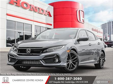 2021 Honda Civic Sport Touring (Stk: 21815) in Cambridge - Image 1 of 24