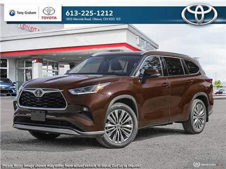 2021 Toyota Highlander Limited (Stk: 60444) in Ottawa - Image 1 of 23