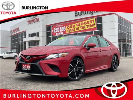 2019 Toyota Camry  (Stk: U11588) in Burlington - Image 1 of 19