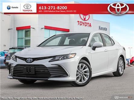 2021 Toyota Camry Hybrid LE (Stk: 91103) in Ottawa - Image 1 of 24