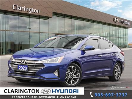 2020 Hyundai Elantra  (Stk: U1194) in Clarington - Image 1 of 27