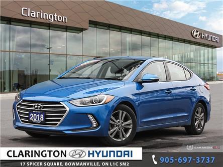 2018 Hyundai Elantra GL (Stk: 20869A) in Clarington - Image 1 of 27