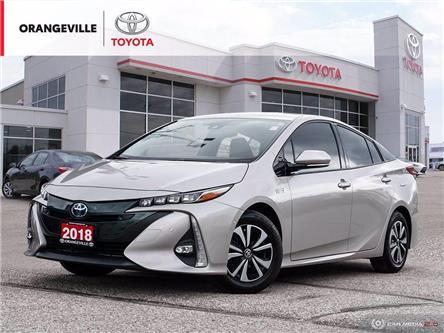 2018 Toyota Prius Prime Upgrade (Stk: HU5158) in Orangeville - Image 1 of 25