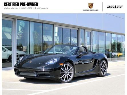 2018 Porsche 718 Boxster  (Stk: U9548) in Vaughan - Image 1 of 23