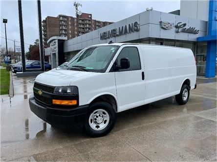 2019 Chevrolet Express 2500 Work Van (Stk: 21054A) in Chatham - Image 1 of 14