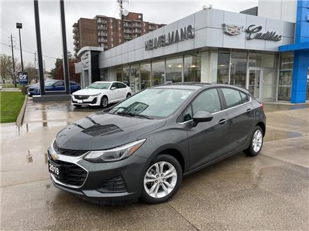 2019 Chevrolet Cruze LT (Stk: M138A) in Chatham - Image 1 of 17