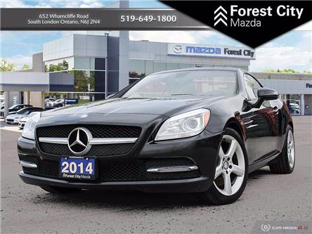 2014 Mercedes-Benz SLK-Class Base (Stk: 21MX5174A) in Sudbury - Image 1 of 35