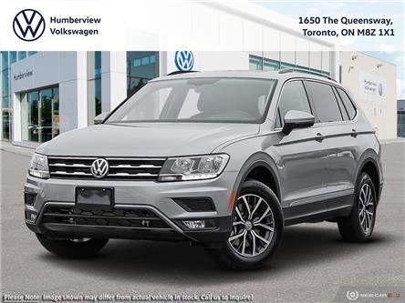 2021 Volkswagen Tiguan Comfortline (Stk: 98597) in Toronto - Image 1 of 23