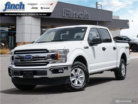 2020 Ford F-150 XLT (Stk: 101436) in London - Image 1 of 27