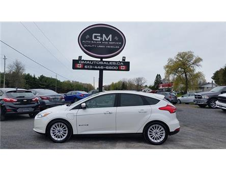 2018 Ford Focus Electric Base (Stk: JL213143) in Rockland - Image 1 of 12