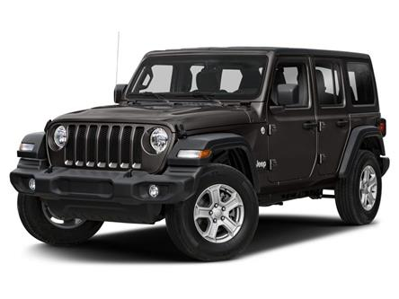 2021 Jeep Wrangler Unlimited Sport (Stk: T21-112) in Nipawin - Image 1 of 9