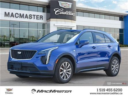 2021 Cadillac XT4 Sport (Stk: 210153) in London - Image 1 of 22