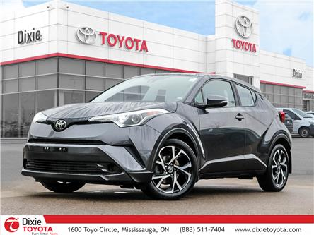 2018 Toyota C-HR XLE (Stk: D210486A) in Mississauga - Image 1 of 27