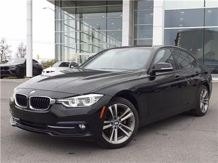 2017 BMW 320i xDrive (Stk: P9837) in Gloucester - Image 1 of 25