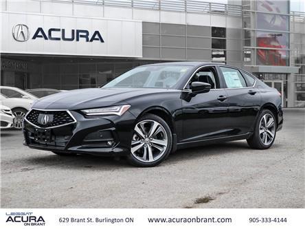 2021 Acura TLX Platinum Elite (Stk: 21130) in Burlington - Image 1 of 30