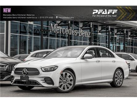 2021 Mercedes-Benz E-Class Base (Stk: 40190) in Kitchener - Image 1 of 10