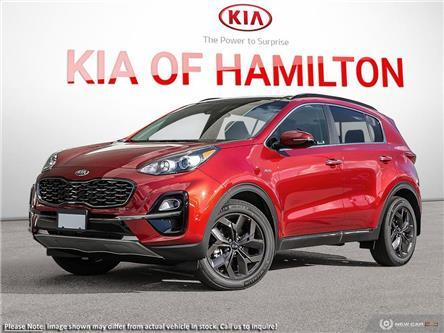 2021 Kia Sportage EX Premium S (Stk: SP21064) in Hamilton - Image 1 of 23