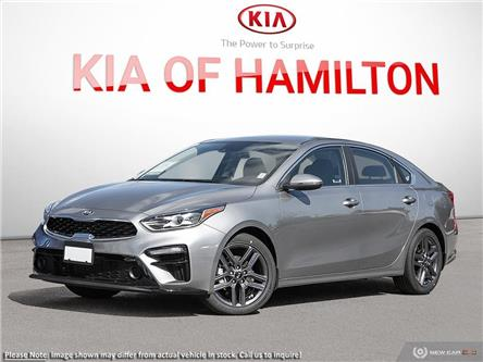 2021 Kia Forte EX+ (Stk: FO21033) in Hamilton - Image 1 of 22