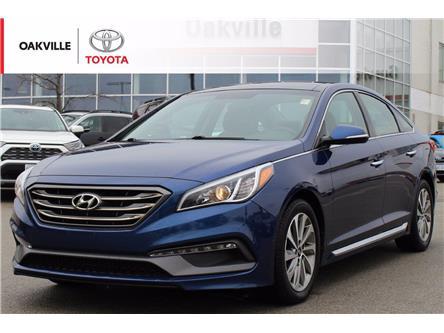 2015 Hyundai Sonata Sport (Stk: 21335A) in Oakville - Image 1 of 16