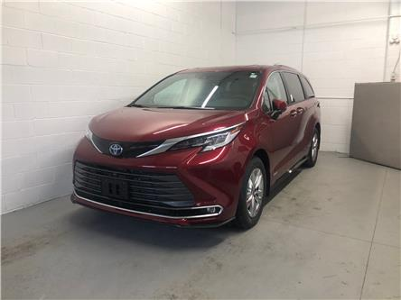 2021 Toyota Sienna Limited 7-Passenger (Stk: TX196) in Cobourg - Image 1 of 13