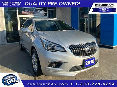 2018 Buick Envision Essence (Stk: P-4581) in LaSalle - Image 1 of 26