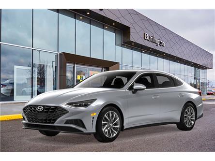 2021 Hyundai Sonata Ultimate (Stk: N3025) in Burlington - Image 1 of 3