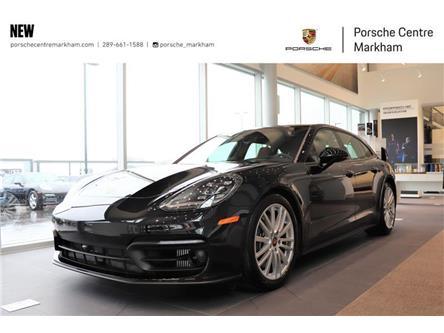 2021 Porsche Panamera Sport Turismo 4 (Stk: PN0133) in Markham - Image 1 of 20