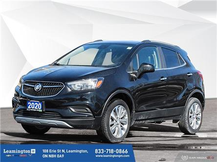 2020 Buick Encore Preferred (Stk: U4652) in Leamington - Image 1 of 30