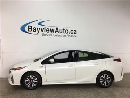 2018 Toyota Prius Prime Upgrade (Stk: 37749W) in Belleville - Image 1 of 28