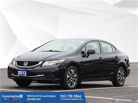 2013 Honda Civic EX (Stk: 21-355B) in Leamington - Image 1 of 30