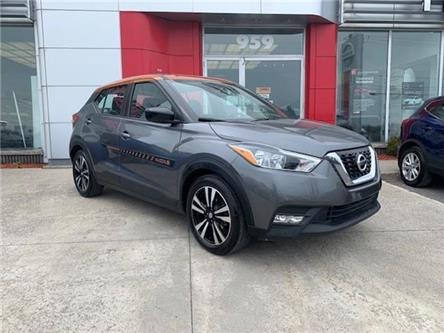 2018 Nissan Kicks SV (Stk: 21166A) in Gatineau - Image 1 of 12