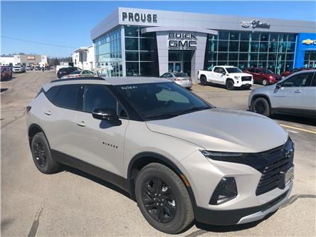 2021 Chevrolet Blazer True North (Stk: 5678-21) in Sault Ste. Marie - Image 1 of 11