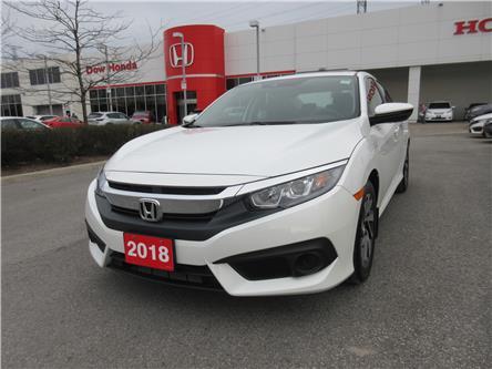 2018 Honda Civic EX (Stk: SS4168) in Ottawa - Image 1 of 18