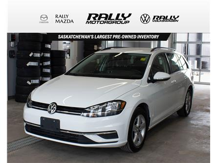 2019 Volkswagen Golf SportWagen  (Stk: V1549) in Prince Albert - Image 1 of 14