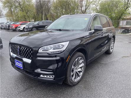 2020 Lincoln Aviator Grand Touring (Stk: 20339) in Cornwall - Image 1 of 12