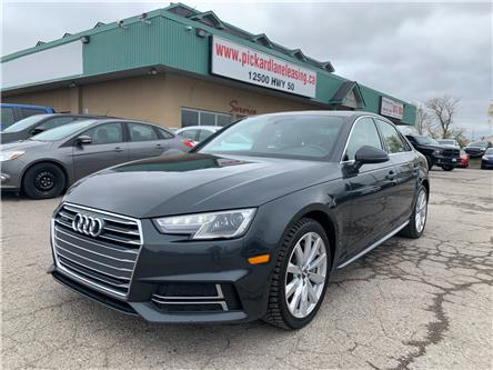 2018 Audi A4 2.0T Komfort (Stk: 220190) in Bolton - Image 1 of 21
