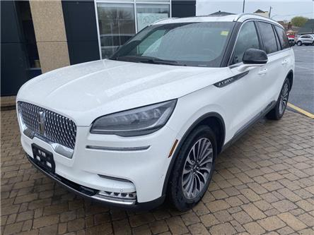 2021 Lincoln Aviator Reserve (Stk: 21130) in Cornwall - Image 1 of 17
