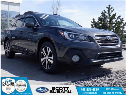 2019 Subaru Outback 2.5i Limited (Stk: 08131U) in Red Deer - Image 1 of 41