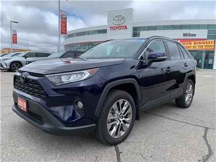 2019 Toyota RAV4 XLE (Stk: 039833A) in Milton - Image 1 of 21