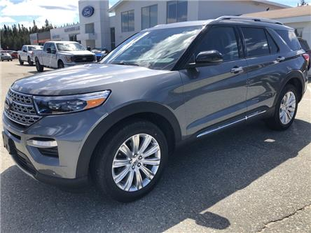 2021 Ford Explorer Limited (Stk: 90041) in Wawa - Image 1 of 8