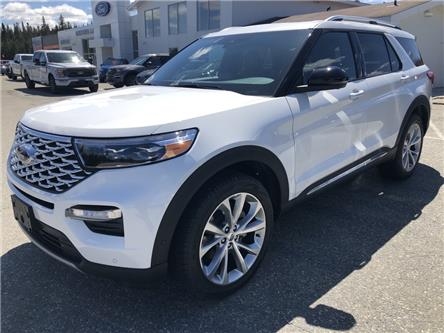 2021 Ford Explorer Platinum (Stk: 90151) in Wawa - Image 1 of 8