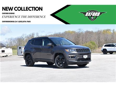 2021 Jeep Compass Altitude (Stk: 21373) in London - Image 1 of 21