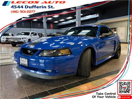 2003 Ford Mustang Mach 1 (Stk: 436611) in Toronto - Image 1 of 15