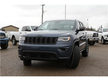2021 Jeep Grand Cherokee Limited (Stk: MT035) in Rocky Mountain House - Image 1 of 27