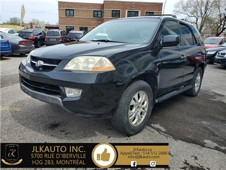 2003 Acura MDX 3.5 (Stk: K501A) in Montréal - Image 1 of 17